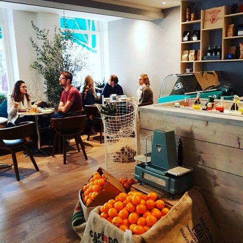 14 x breakfast in Delft - Cortado espressobar